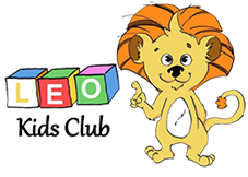 Leo Kids Club Logo